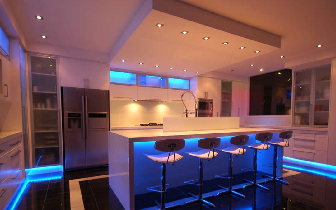 Haz que la luz entre a tu cocina