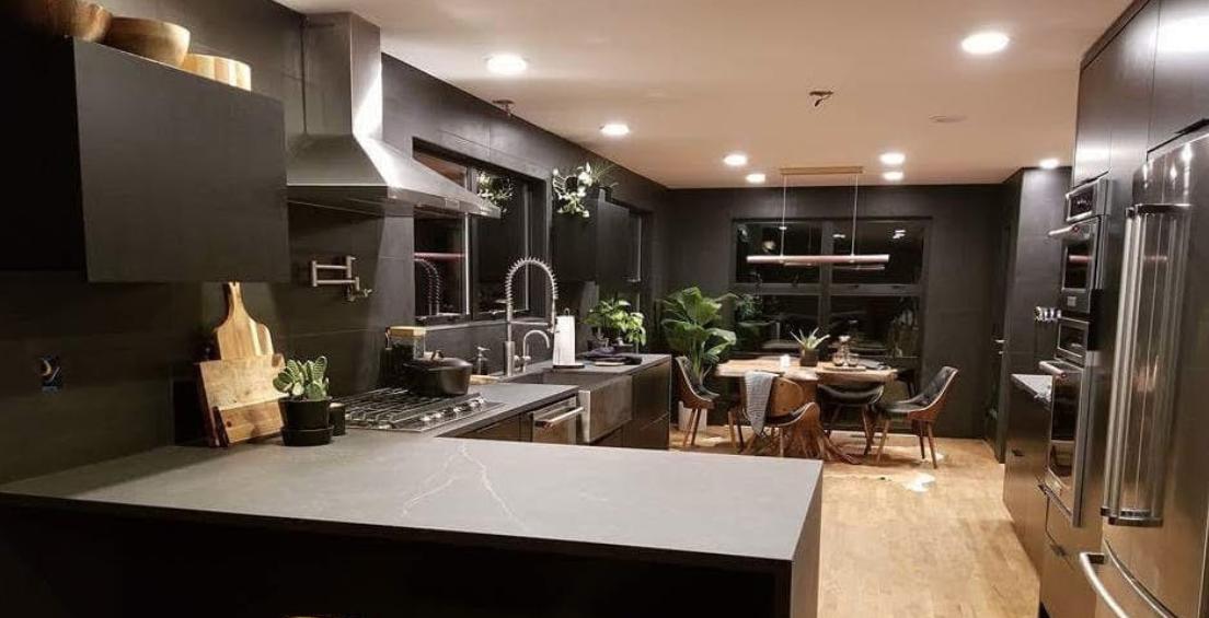 Cuarzo: uso y cuidado para tu cocina
