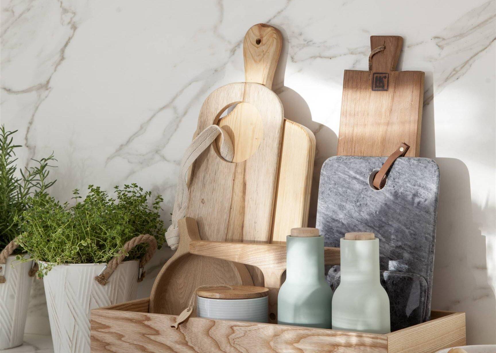 decoraciones perfectas para tu cocina