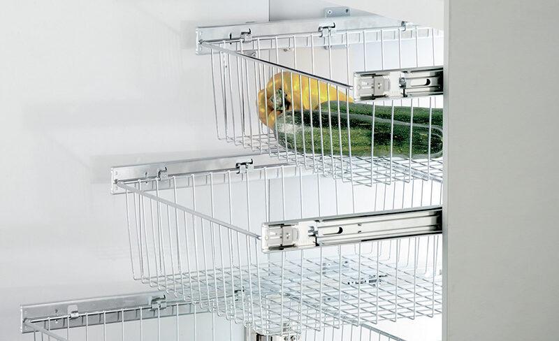 herraje: pieza clave para tu cocina integral