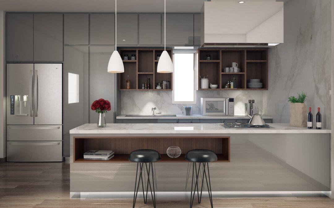 Tendencias de cocinas 2021 – MADO