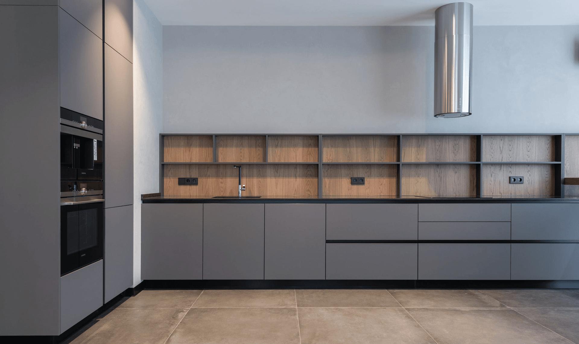 Estilo más minimalista: tu cocina ideal - mado.mx