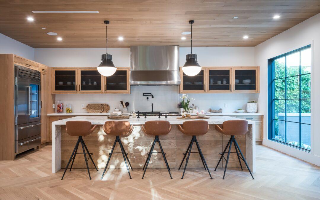 Estilo más minimalista: tu cocina ideal