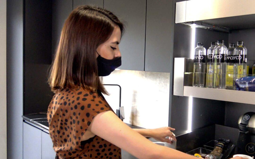 Alacena organizada en tu cocina – MADO